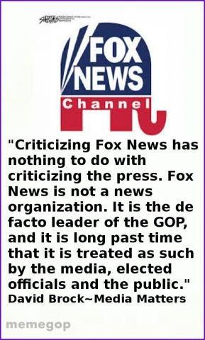 .Fox lost their news license in Canada because you can't lie if you are a news organization in Canada!  Why can't we have that here! Vote all republicans OUT!
