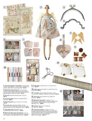 ISSUU - Tilda catalogue 2014/2015 by Lemon