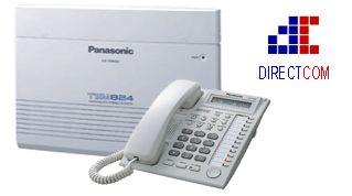 KX-TES824 adalah pabx yang dirancang khusus untuk memenuhi kebutuhan anda dalam system telekomunikasi terpadu baik itu dikantor maupun dirumah, dengan tujuan memberikan kemudahan pemakaian (user Friendly) , efesiensi biaya pemasangan dan perawatan.