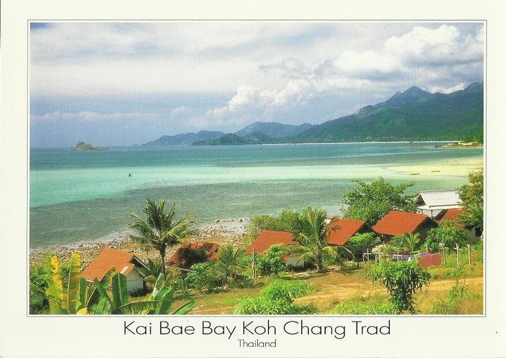 Kai Bae Bay Koh Chang Trad, Thailand