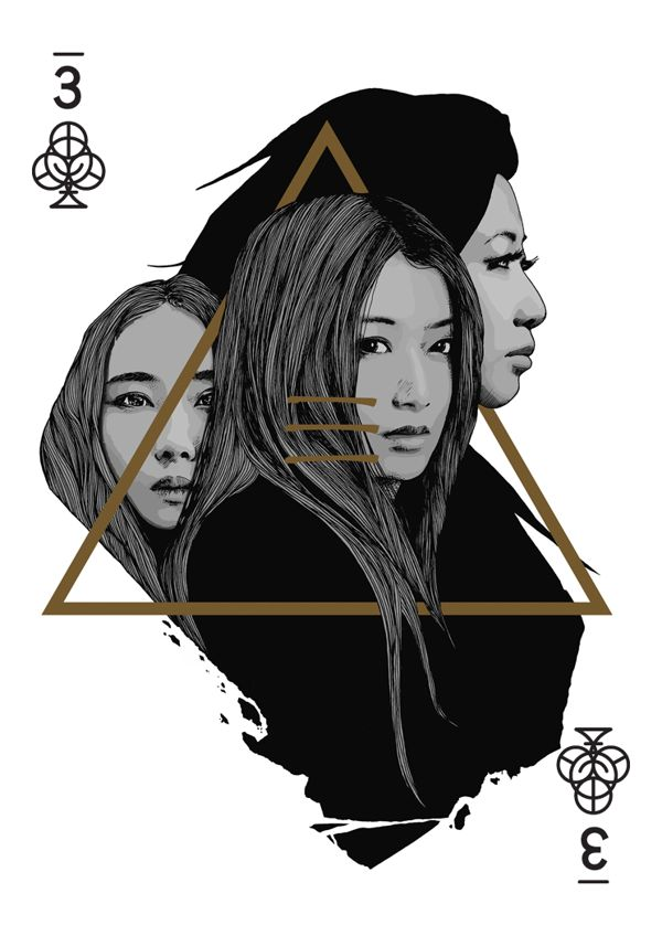 """""""Triad"""" by TARKA"""