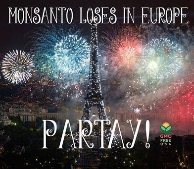 Monsanto Loses In Europe! – Victory For Environmental Organisations