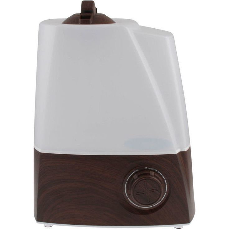 Ultrasonic Cool Mist Air Humidifier in Walnut 5.8L | Buy Humidifiers