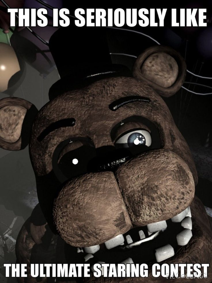 fnaf memes - : Yahoo Image Search results   Five Nights at ... Scary Guy Meme