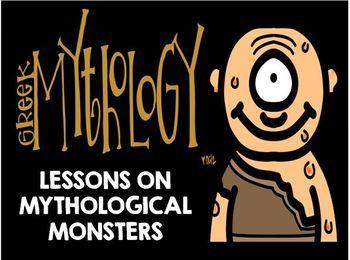 Lessons on Mythological Monsters!