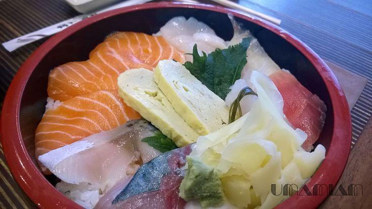 UMI restaurant de sushi bio (75017) - Umamiam
