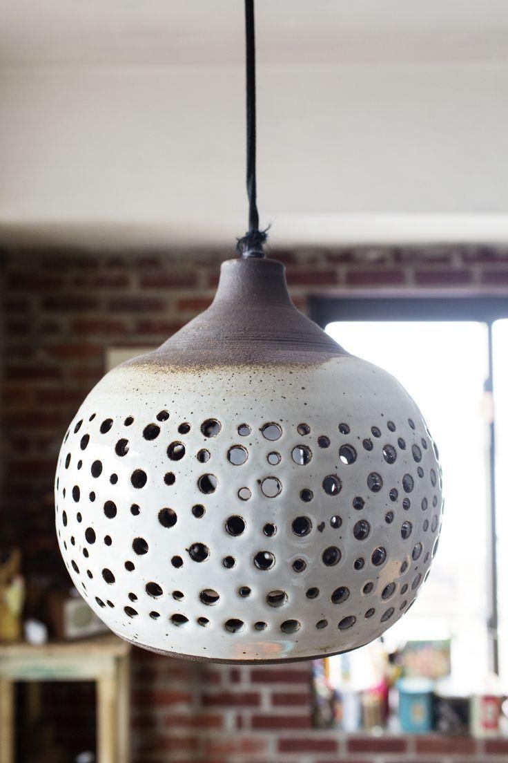 Best 25+ Ceramic light ideas on Pinterest   Pendant light in ...