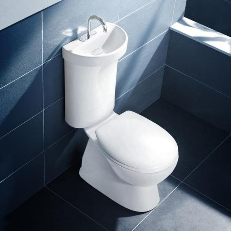 Toilet Suites - Profile - Profile 5 Toilet Suite Deluxe with Integrated Hand Basin