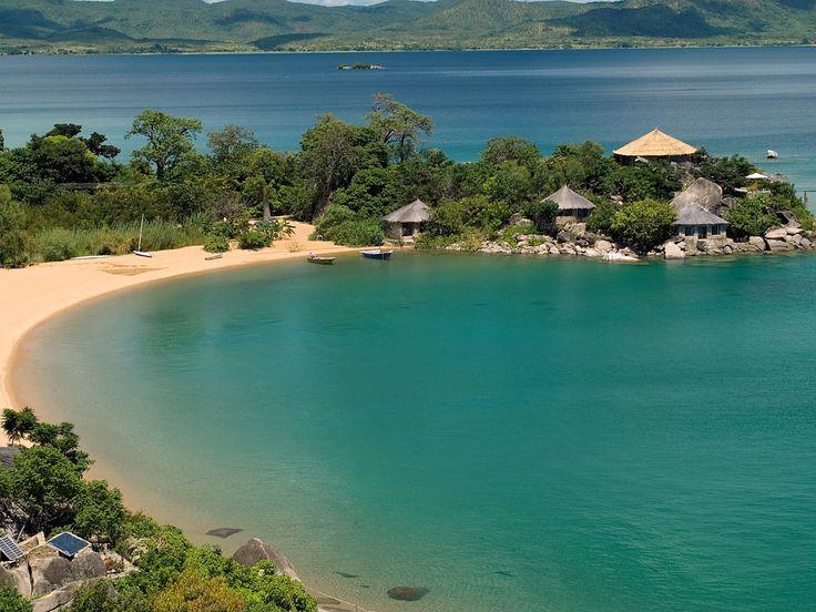 Lake Malawi, Likoma Island, Mozambique, Africa.