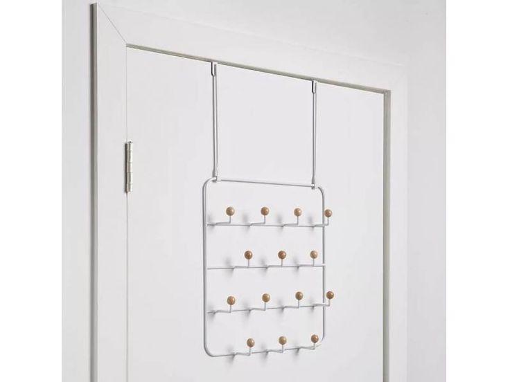 Umbra Wand- of Over-de-deur Organizer 'Estique 14 Hooks'