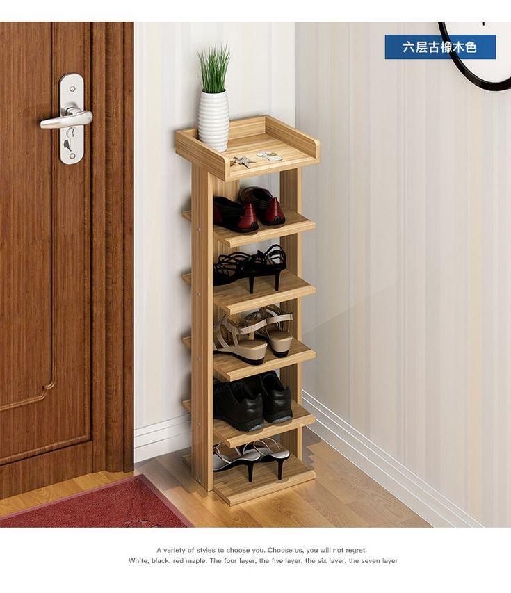best 25 modern shoe rack ideas on pinterest vertical. Black Bedroom Furniture Sets. Home Design Ideas