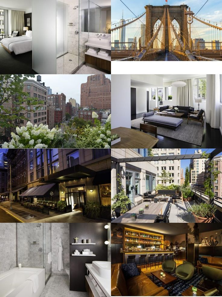 Located in  New York  City, 501 m from One World Trade Center, Smyth – A Thompson Hotel features a restaurant and free WiFi. Guests can enjoy the on-site bar. Private parking is available on site. Every room at this hotel is air conditioned and features a flat-screen TV with cable channels and DVD player. Some units include a sitting area to relax in after a busy day. The rooms include a private bathroom fitted with a bathtub or shower. Extras include bathrobes, free toiletries and a…