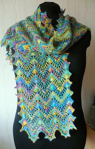Fleece pattern by Kieran Foley
