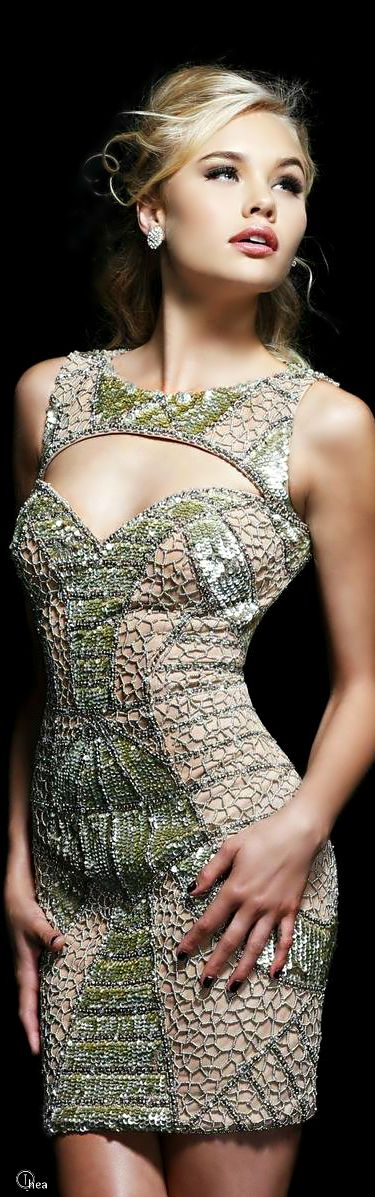"""Sherri Hill 2014 (^.^) Thanks, Pinterest Pinners, for stopping by, viewing, re-pinning, & following my boards. Have a beautiful day! ^..^ and """"Feel free to share on Pinterest ^..^ #fashion #FashionClothingAccessories"""