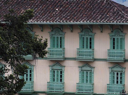 Balcones. Sonson Antioquia Colombia