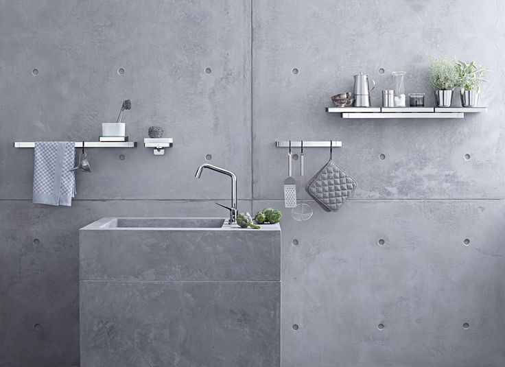 The Axor Universal Accessories Collection Can Also Add Comfort And Beauty  To Your Kitchen! They