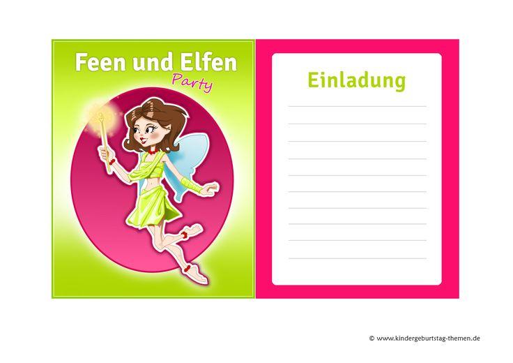 Einladungskarten Geburtstag Selber Basteln : Einladungskarten Kindergeburtstag Selber Basteln ...