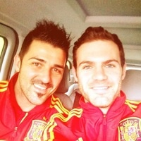 @Guaje7Villa and Juan Mata <3