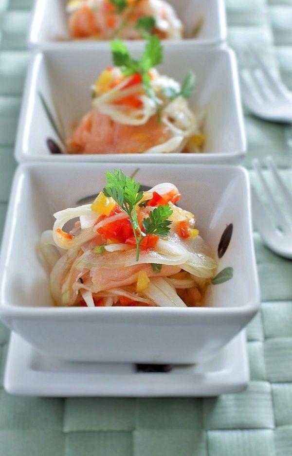 サラダのパーティーレシピ|歓声が上がるおしゃれサラダの作り方 ... サラダパーティーレシピのポイント「下準備編」