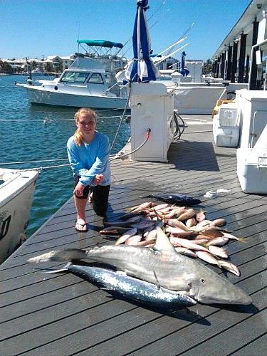 Another happy charter fishing key west fl customer for Key west florida fishing