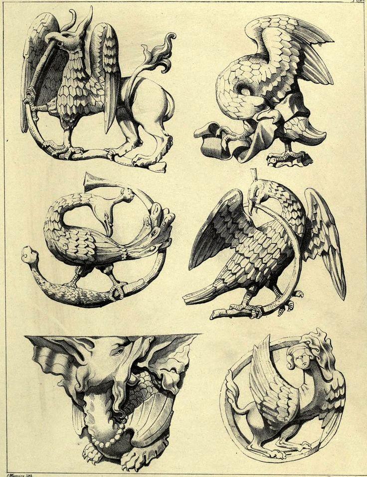 Oxford-Gothic ornaments…1854- Augustus Pugin https://farm2.staticflickr.com/1277/4666234686_69f079fb7a_b.jpg