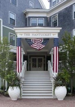 The Nantucket Hotel And Resort is breath taking.