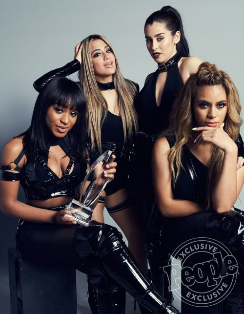 Fifth Harmony for People Magazine