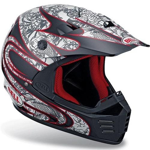 Bell SC-R Deviant Motocross Helmet