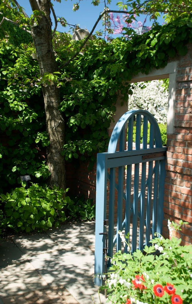 1000 Ideas About Old Garden Gates On Pinterest Garden
