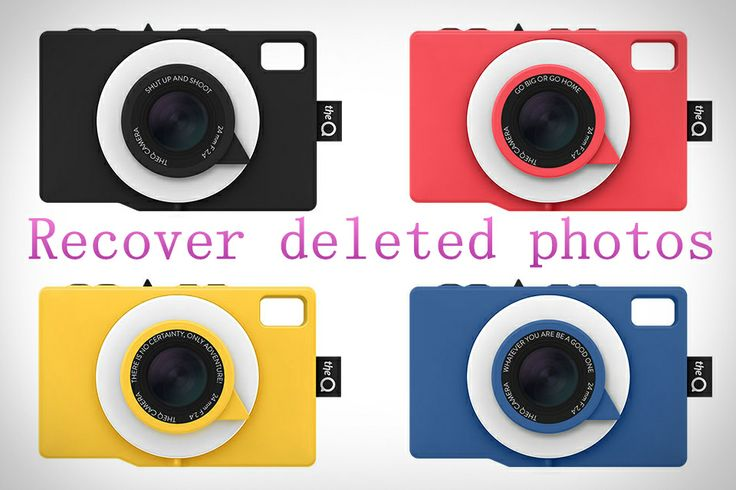 The easiest way for camera deleted photo recovery #tech #camera
