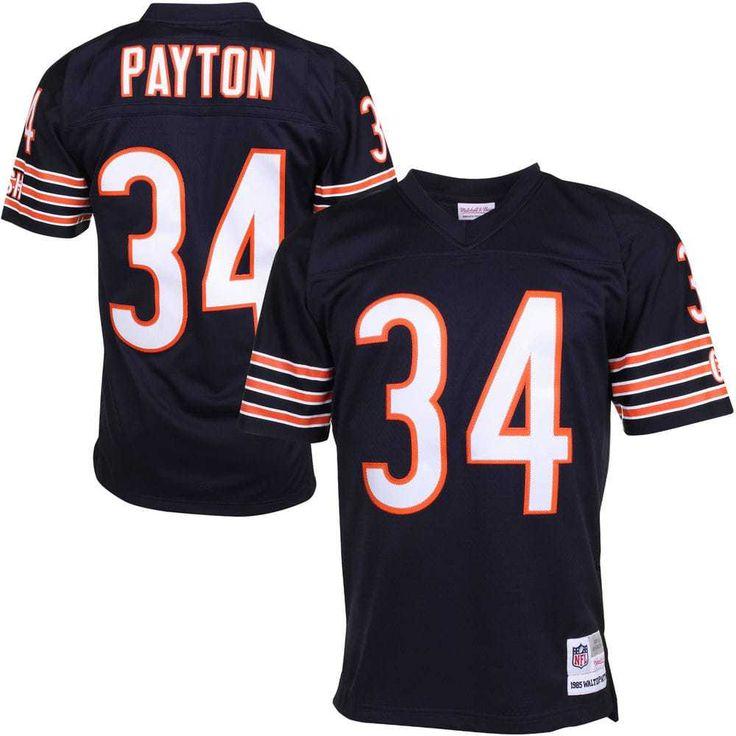 Walter Payton Chicago Bears 1985 Vintage Replica Jersey #ChicagoBears #WalterPayton SportsWorldChicago.com