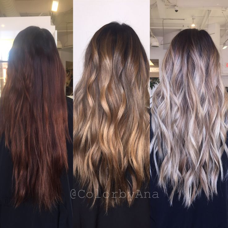 Best 25 color correction hair ideas on pinterest blonde sombre color correction by colorbyana 2nd session bronde light brown brunette blonde balayage baby lights cristophe pmusecretfo Gallery