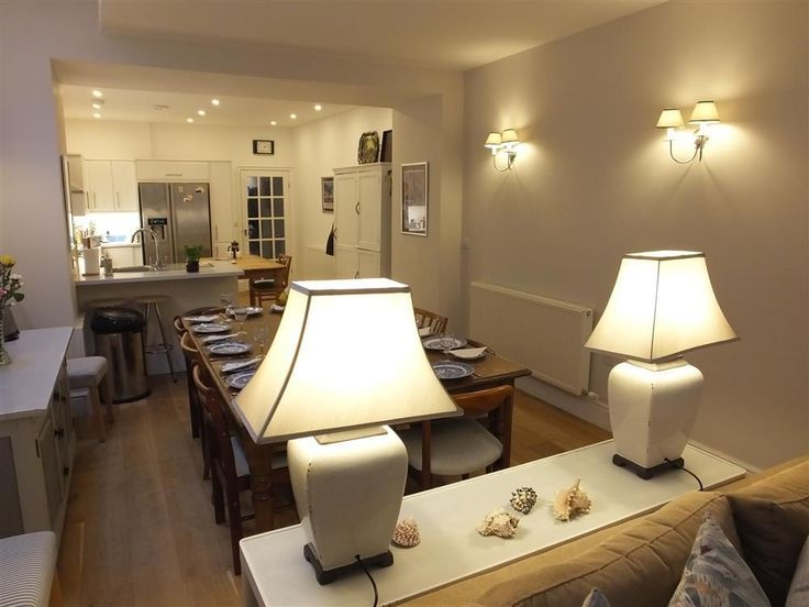 New to our books is the stunning 5* Southsea House, sleeping up to 12, it's the perfect location for a family summer holiday, only minutes walk for various golden sandy beaches. Call today 01834 844565 to book.