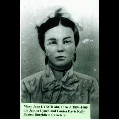 Mary Jane Kelly 1863-1888 The Fifth & Final Victim Of Jack The Ripper.
