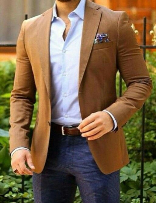 The Gentleman's Guide to Casual Fridays | Patyrns