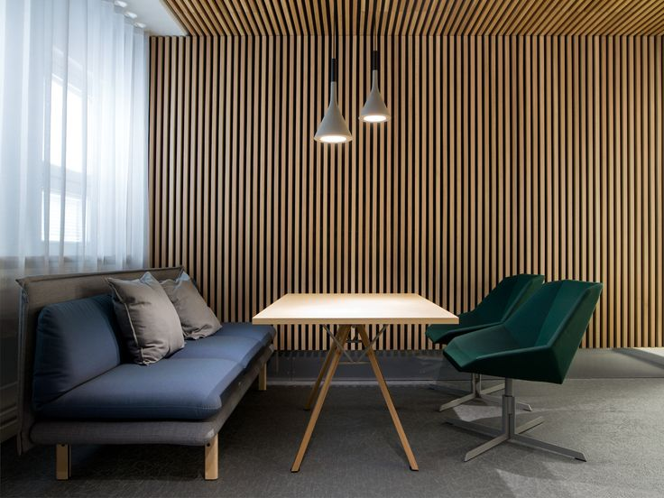 Inlook office design by Sistem Interior Architects