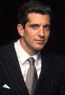 <3 John F. Kennedy, Jr. He was an American Socialite, magazine publisher, lawyer and pilot. The elder son of U.S. President John F. Kennedy and Jacqueline Bouvier Kennedy, died at the age of 38 in a plane crash. 1960-1999