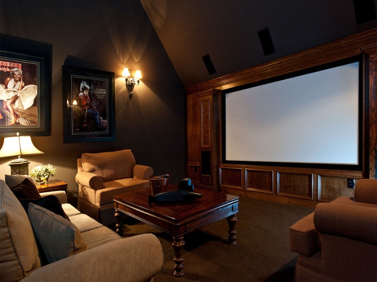 Home Theater Design Dallas Picture 2018