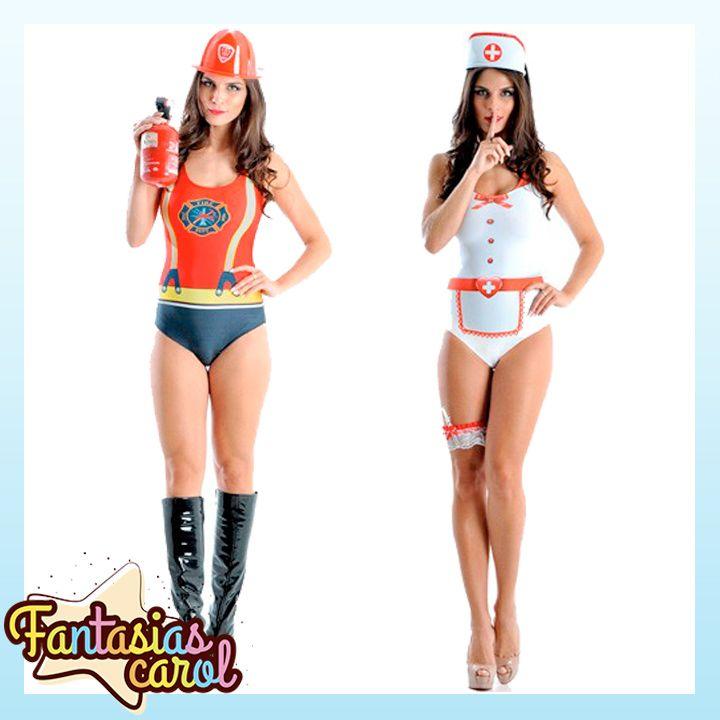 Aproveite nossa linda body para pular o carnaval. Body de Enfermeira Fantasia Feminina Adulto e  Body Feminino de Bombeira Adulto Profissões Sulamericana por apenas... Bombeira -> http://www.fantasiascarol.com.br/prod,idloja,25984,idproduto,4853728  Enfermeira -> http://www.fantasiascarol.com.br/prod,idloja,25984,idproduto,4853719