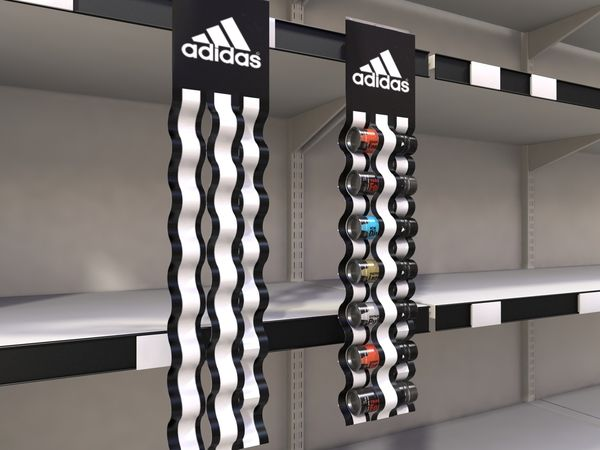Adidas by FRANK KALALA, via Behance