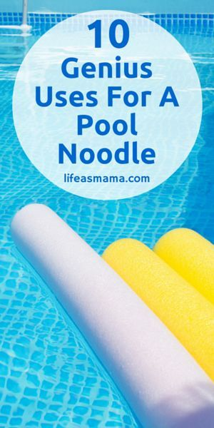 Pool Noodle Crafts Decor Awesome