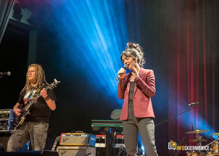 Koncert Maleo Reggae Rockers z projektem Panny Wyklęte w Skierniewicach [ZDJĘCIA]