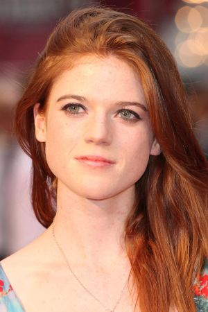Josie (Rose Leslie)  The New West Series