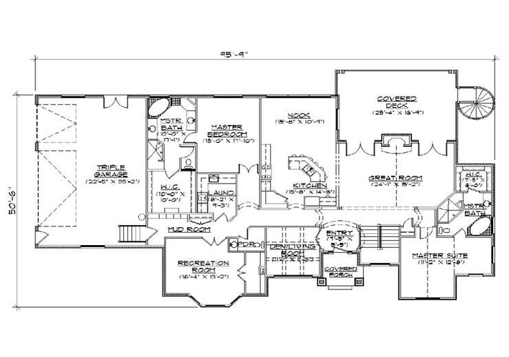 17 Best Images About Floor Plans On Pinterest Monster