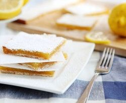 CRUST, 1 cup almond flour (fine ground), 1/4 tsp sea salt, 2 Tbsp ghee butter, melted, 1 Tbsp coconut oil, melted, 1 Tbsp pure vanilla extract, 2 Tbsp powdered xylitol or any 0 cal sweetener, LEMON TOPPING, 1/4 cup almond flour (fine ground), 1/4 cup powdered xylitol or any other 0 cal sweetener, 1/2 cup fresh squeezed lemon juice, 4 large free-range eggs, 2 tsp Stevita Spoonable stevia