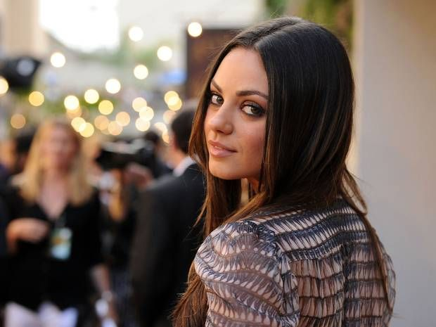 Mila Kunis refuses to discuss Ukraine in particularly cold interview - People - News - The Independent