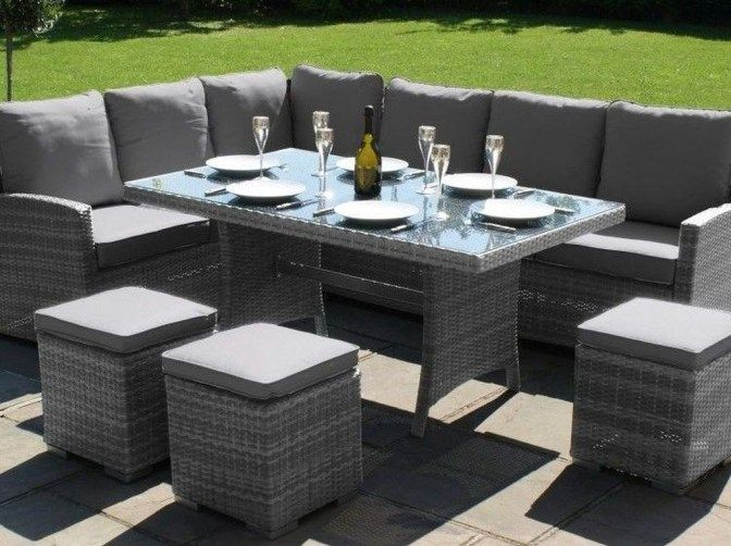 Most Up To Date Pictures Rattan Garden Furniture Style Outdoor