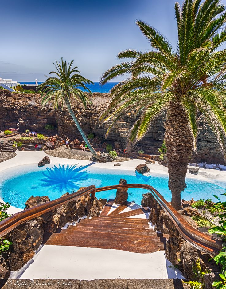 Jameos del Agua. Lanzarote, Canary Islands. theitalianchica.com
