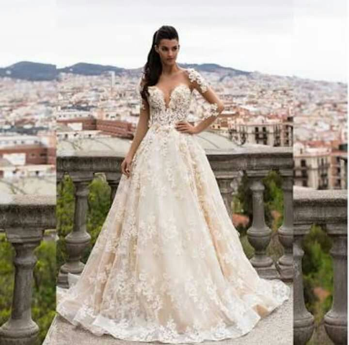 Best Luxury Wedding Gowns Bridal Dresses Images On Pinterest
