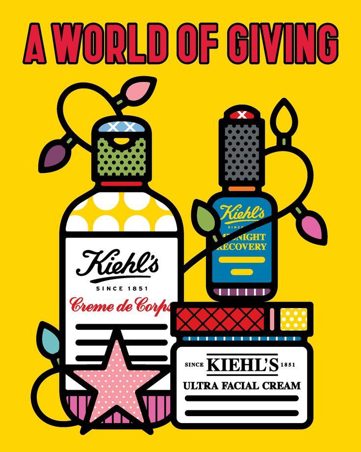 Kiehl's Holiday 2014
